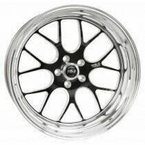 "Weld Racing 05-2014 Mustang 15x10"" S77 RT-S Rear Wheel (Black)"