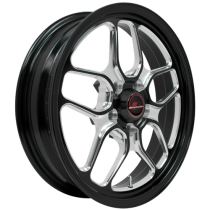 "Billet Specialties Win Lite - 17x4.5"" One Piece Front Wheel"