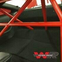 Watson Racing 2005-2014 Mustang 4-Point Roll Bar Seat Delete Carpet Kit