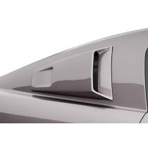 Cervinis 05-09 Mustang C-Series Quarter Window Scoops