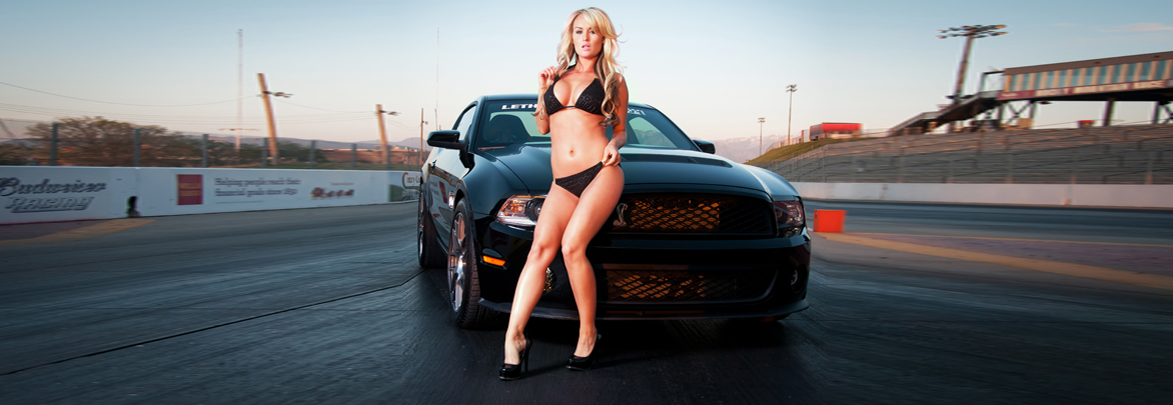 Brooke Weisbender for Lethal Performance 2011 GT500